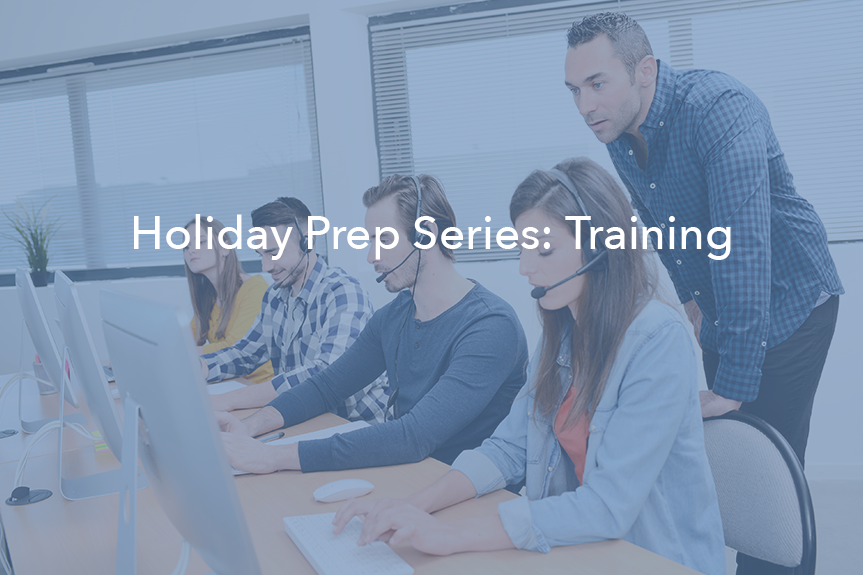 Training Call Center Agents For Holidays