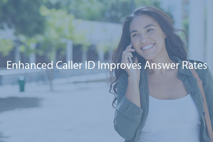 Enhanced Caller ID Improves Answer Rates