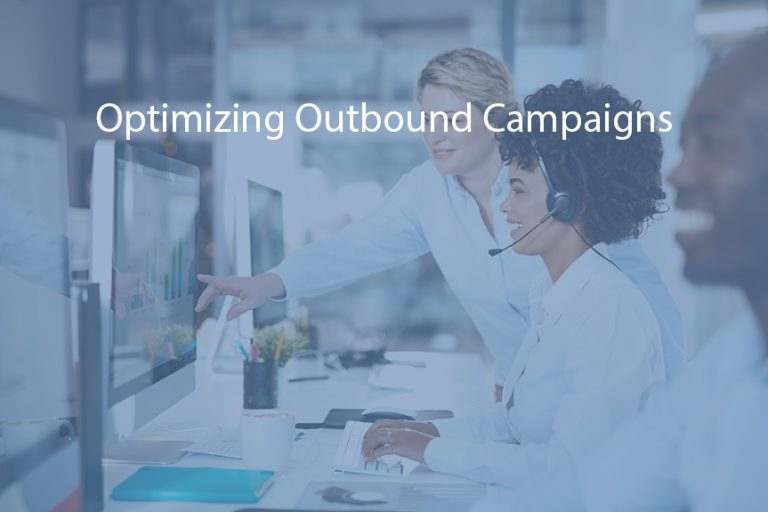 Optimizing Outbound Campaigns with Predictive Dialers