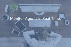 Ensuring Agent Accountability with Live Monitoring and Reporting