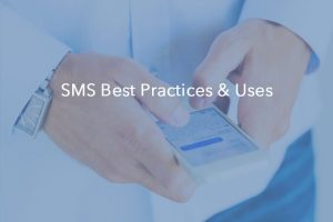 How Can My Business Use SMS To Get In Contact With Customers?
